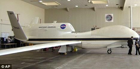 A NASA Global Haw