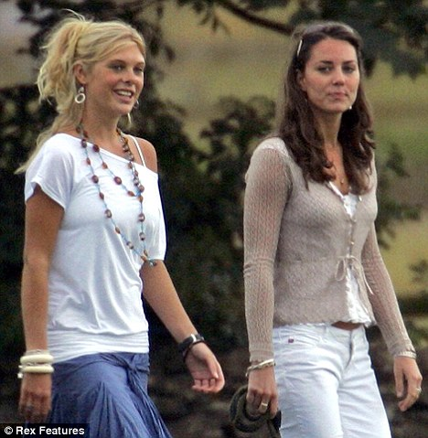 Finally Are Chelsy Davy And Kate Middleton Ready To Team