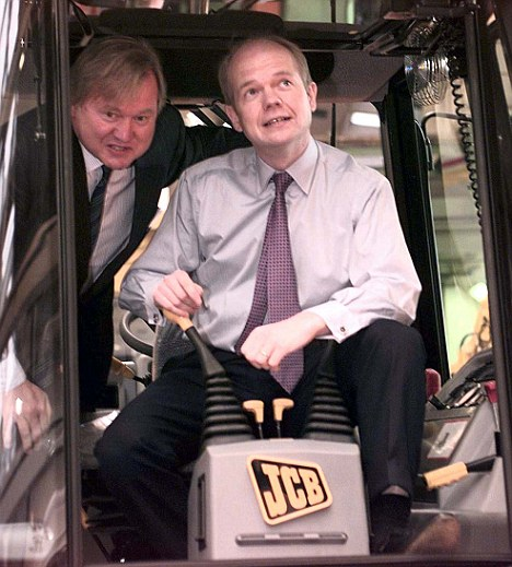William Hague and Sir Anthony