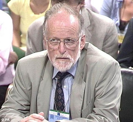 A female colleague claims Dr David Kelly could not have committed suicide as claimed, as he was too weak to cut his own wrist