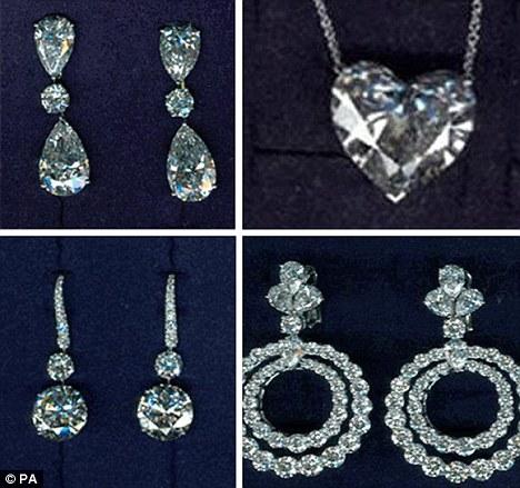 Graff Diamonds Heist Motorcyclist Escaped With Jewels