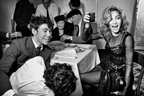 Living la dolce vita: Madonna goes back to her Italian roots in new advert