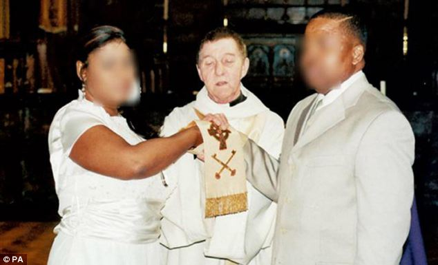 Conducting Wedding Ceremony