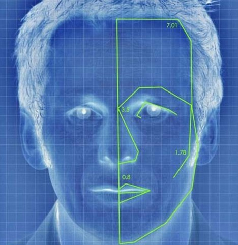 Privacy concerns: Face.com has made software available that can identify people from photographs on the internet through facial recognition technology (file picture)