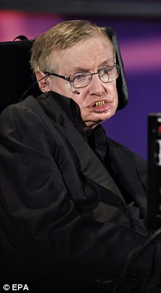 According to Stephen Hawking, the laws of physics, not the will of God, provide the real explanation as to how life on Earth came into being