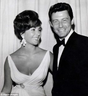 Image result for eddie fisher and elizabeth taylor