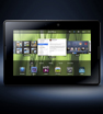 BlackBerry maker Research in Motion launched its tablet computer, PlayBook, to take on Apple's iPad