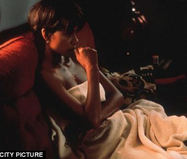 Racy Role Halle Berry Won An Oscar For Her Portrayal Of Leticia Musgrovein Monsters Ball