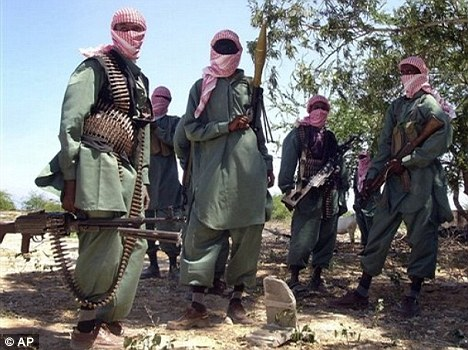 Al-Shabab: The Somalian terrorist group with Al Qaeda links, has seen four San Diego residents been arrested in the past month