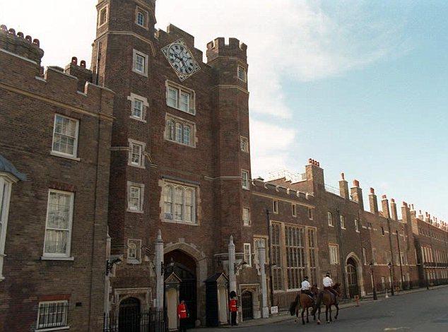 St James' Palace