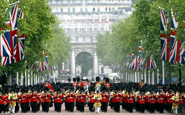 Trooping of the Colour