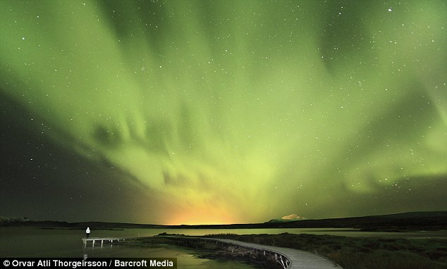 2010: This year the northern lights have produced some stunning scenes
