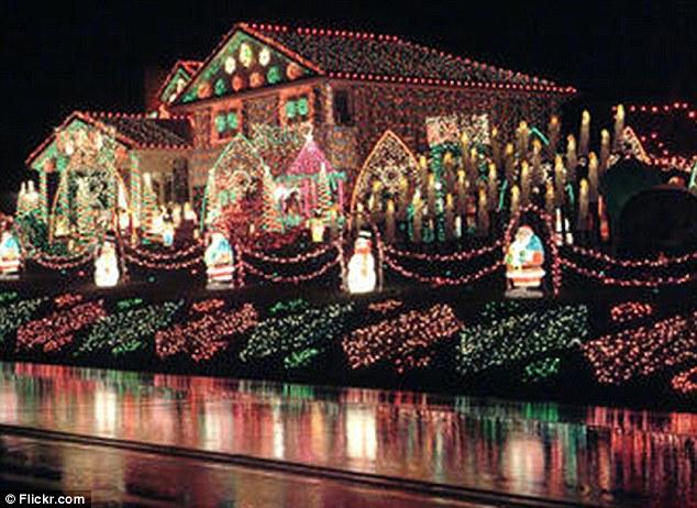 Christmas Light Display Az