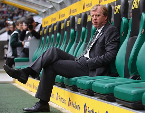 Steve McClaren VfL Wolfsburg