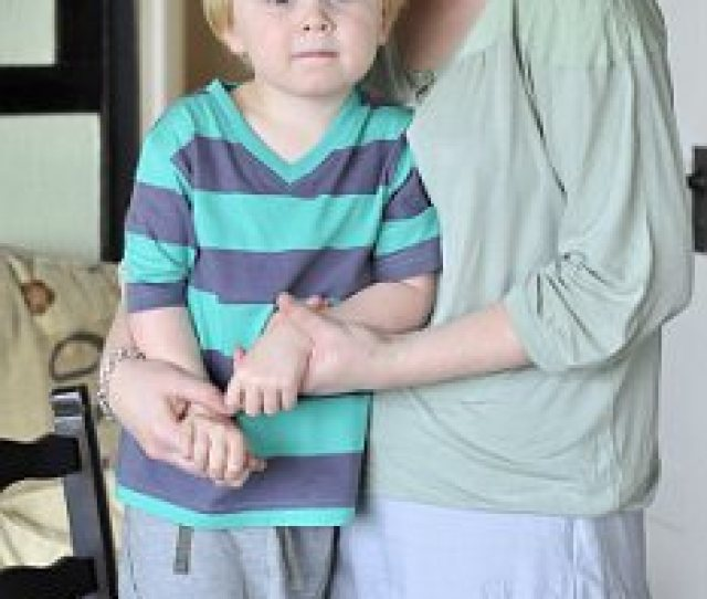 Laura Kemp And Son Paddy
