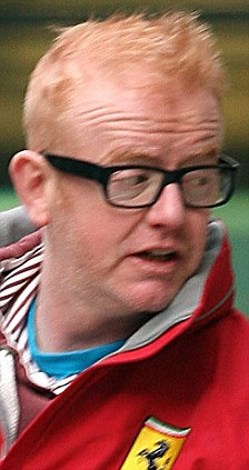 chris evans confesses to colouring hair red after it went white daily mail online