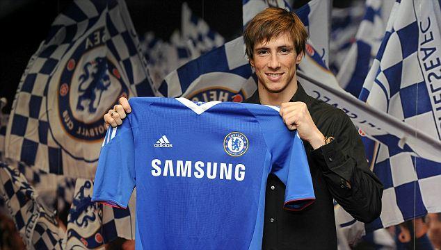 Fernando Torres £50m, Andy Carroll £35m, David Luiz £25m...it's madness! |  Daily Mail Online
