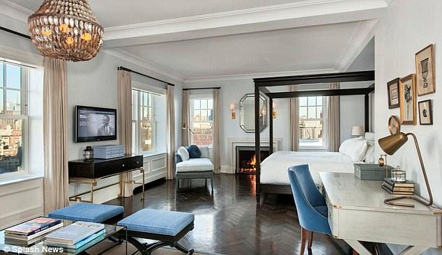 Jennifer Aniston Splashes 15m On New York Penthouse