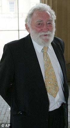 David Bellamy's TV career has suffered because he dared to express his views that climate change was a natural phenomenon
