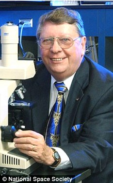 Discovery: Dr. Richard B. Hoover has challenged anyone to prove to him his findings are wrong