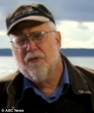 Predictions: Curtis Ebbesmeyer, a Seattle-based oceanographer, said he expected bits of houses, whole boats and even feet still in sneakers to wash up on the U.S. West Coast