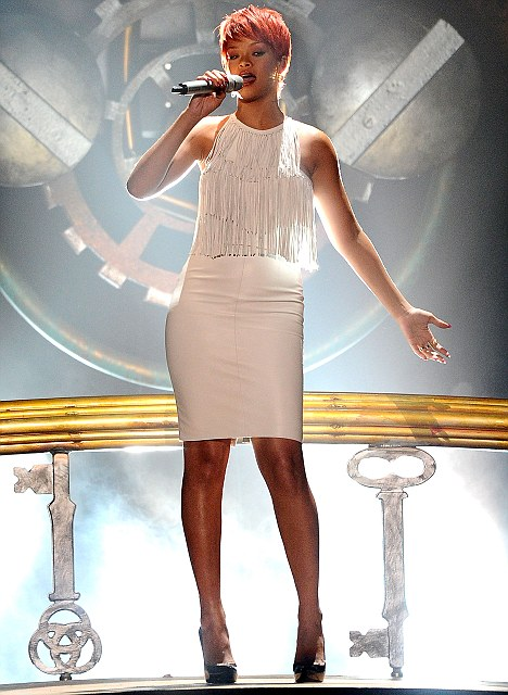 Superstar: Rihanna has revealed she turned down the chance to be a judge on The X Factor USA