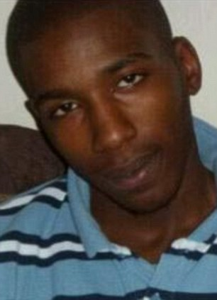 Gunned down: Isaiah Gardner, 21, who was nicknamed Ziggy, from Brixton, died after being shot in the head