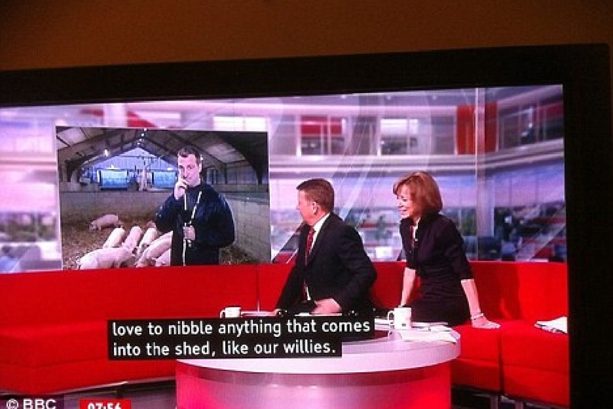 Media attacks on the BBC's live subtitles don't do deaf people any