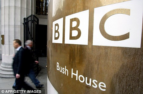 Leaks: A phone number of someone at the BBC's Bush House headquarters was found in phone books and programmed into the mobile phones of a number of militants seized by the Americans