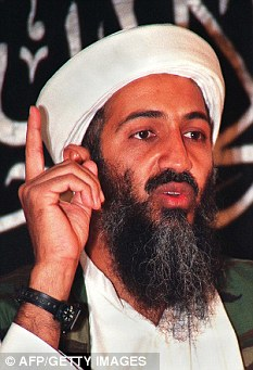 Revelation: A leaked account of a top-level BBC meeting showed that executives admitted they would broadcast an interview with Osama Bin Laden, the founder of al-Qaeda