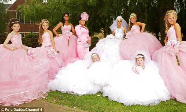 Kate Middleton Who? My Big Fat Royal Gypsy Wedding For