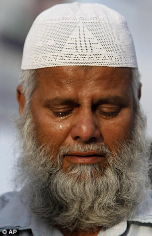 Grief: Tears for the terrorist