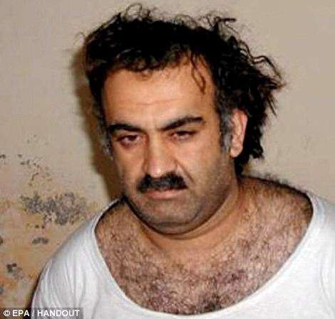 Information: Khalid Sheikh Mohammed was tortured in Guantanamo Bay