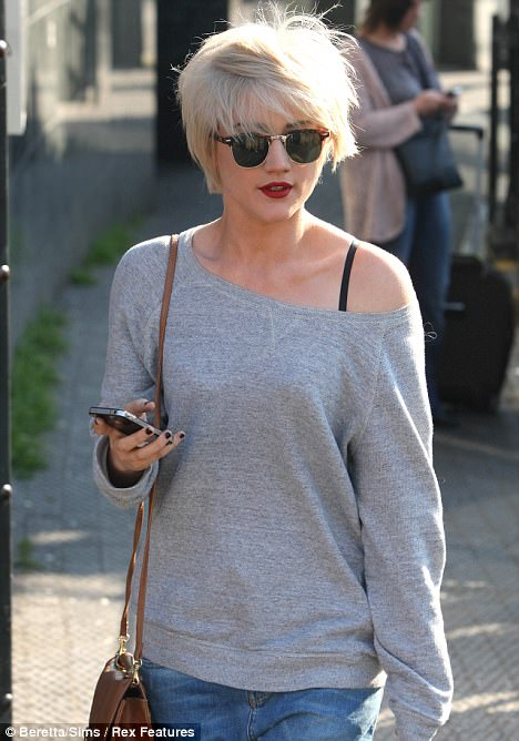 Blonde Ambition Katie Waissel Gets The Chop To