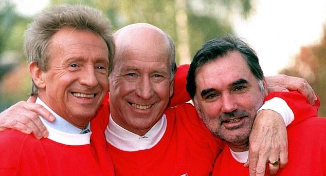 Manchester United Holy Trinity