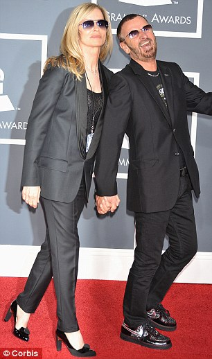Ringo has been married to former Bond girl Barbara Bach for 30 years