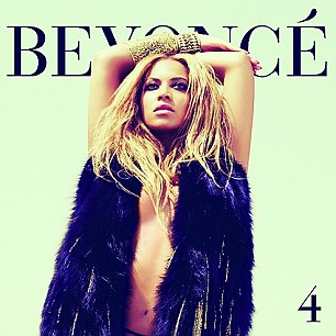 Beyonce 4 album cover