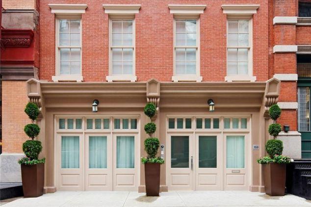 Dominique Strauss-Kahn's new apartment at 153 Franklin street