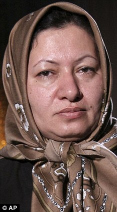 International outcry: Sakineh Mohammadi Ashtiani was sentenced to death by stoning for adultery