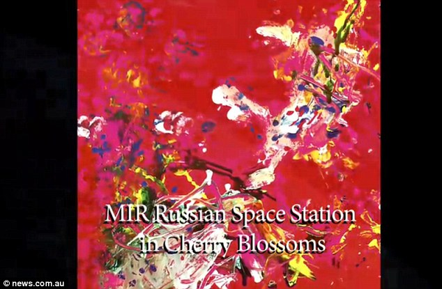 Most famous work: The Russian Space Station in Cherry Blossoms painting which fetched $24,000 in Hong Kong