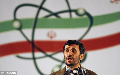 President Mahmoud Ahmadinejad could produce a nuclear bomb within two months, according to an NGO