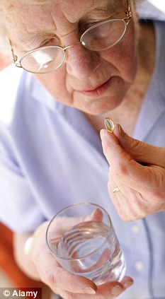 Miracle cure? the pill could prevent many of the ills of old age