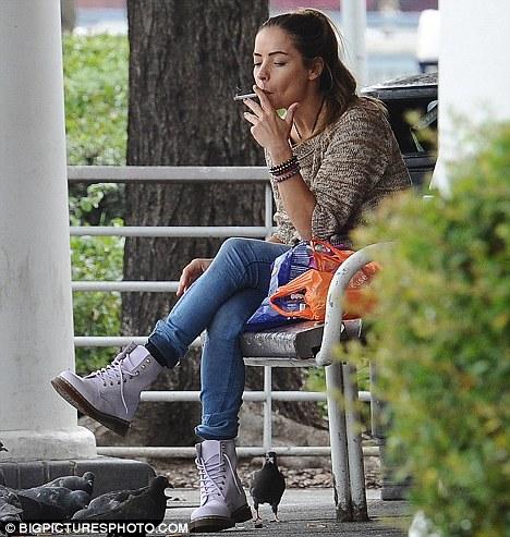 Frank Lampards Ex Elen Rivas Looks Glum As Christine