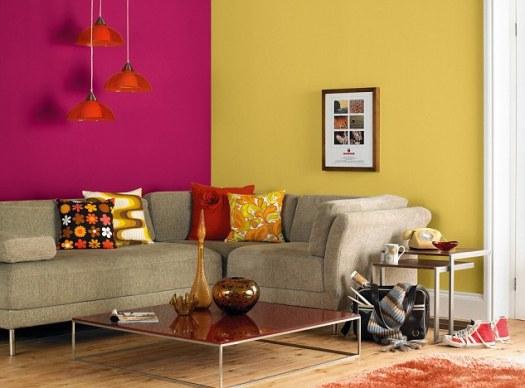 Free Love Mean Mustard Vintage Crown Paint 22 99 Homebase