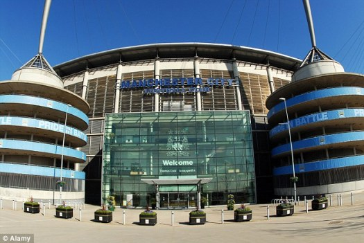 Manchester City confirm Etihad Stadium name change | Daily ...