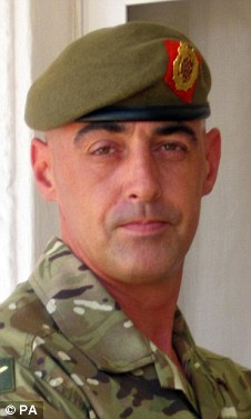 Sgt Peter Rayner