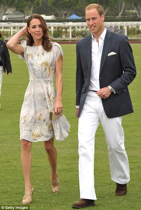 Prince William And Kate Middleton Escaped For Another