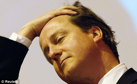 Strain: Mr Cameron said the West is alarmed by China's 'scramble for Africa'  Read more: http://www.dailymail.co.uk/news/article-2016677/Cameron-warns-Africans-Chinese-invasion-pour-billions-continent.html#ixzz1TFeyK0zF