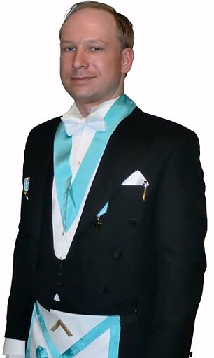Sospechoso: medios de comunicación noruegos informaron de que Anders Behring Breivik ha sido detenido