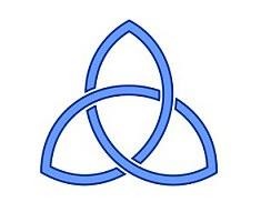 Resemblance: Islamic militants say samosas look like the Christian Holy Trinity
